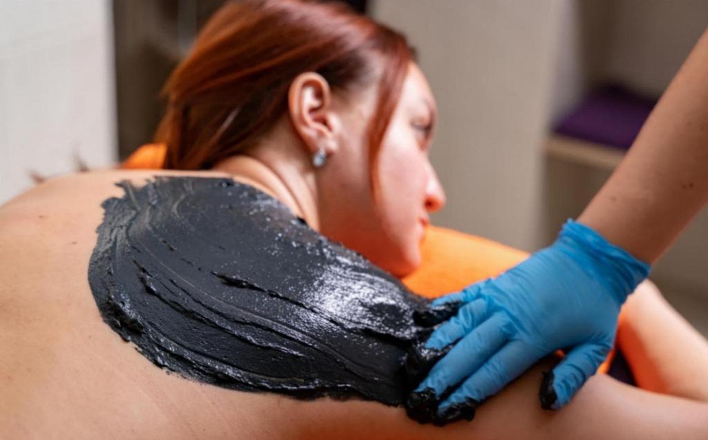Грязевые аппликации и тепловое лечение